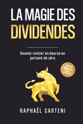 la magie des dividendes