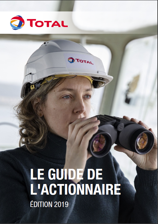 Guide actionnaire TOTAL