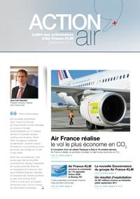 Lettre aux actionnaires de Decembre 2011 Air France-KLM